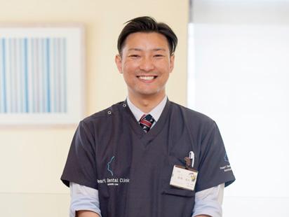パール歯科健軍院院長 松本幸大